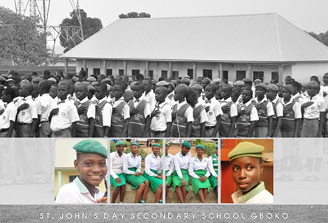 General Staff of St. Johns' Gboko