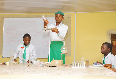 Our Science Laboratory